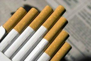 Aumento en el precio de los cigarrillos: Septiembre de 2012