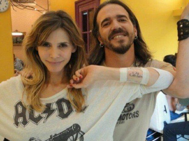 El tatuaje de Guillermina Valdés y su significado