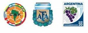 """Torneo Sudamericano Sub 20 """"Argentina 2013"""