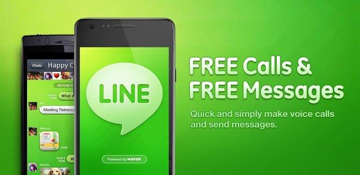 Descargar Line: Alternativa a WhatsApp con millones de usuarios