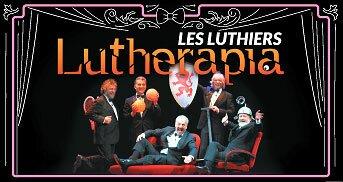 Entradas para Les Luthiers 2013 en el Gran Rex: Lutherapia