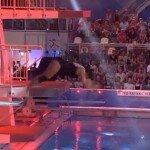 celebrity splash por telefe