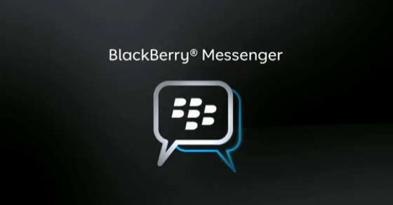 Blackberry Messenger para iPhone y Android en breve