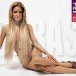 Marina Calabro desnuda