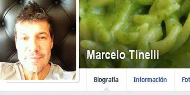 Marcelo Tinelli ya tiene su cuenta oficial en Facebook