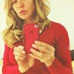 Dallys Ferreira sin maquillaje