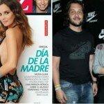 Garciarena y su foto embarazada
