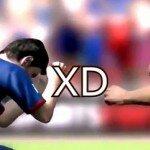 Pelea de Messi y Ronaldo
