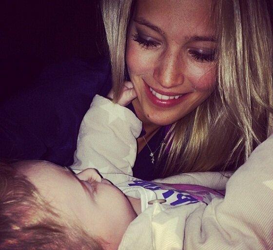 La foto más tierna de Luisana Lopilato y su hijo Noah