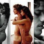 Débora Nascimento y José Loreto desnudos